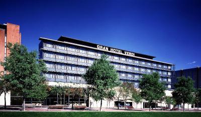 Catalonia Gran Hotel Verdi - Laterooms