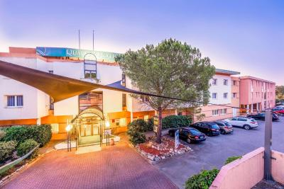 Quality Hotel du Golf Montpellier Juvignac - Laterooms