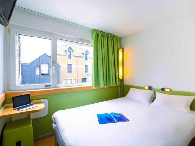 Hôtel Ibis Budget Saint Malo Centre - Laterooms