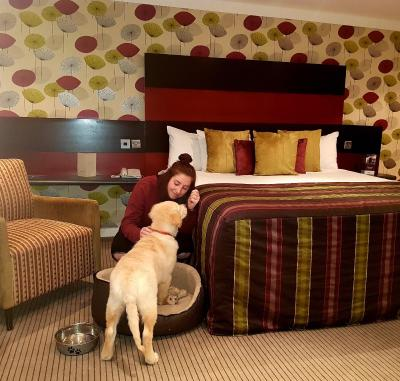Mercure Chester Abbots Well Hotel - Laterooms