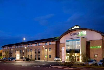 Campanile Hotel Northampton - Laterooms