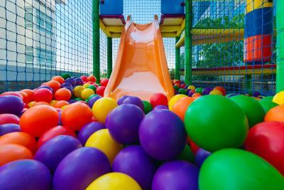 Paradise Park Fun Lifestyle Hotel - Laterooms