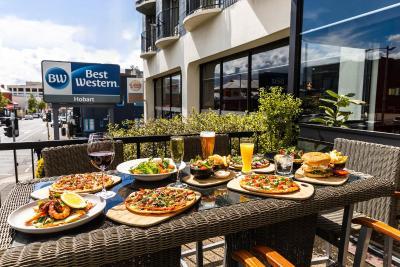 Best Western Hobart - Laterooms
