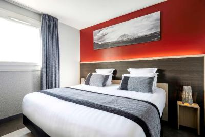 Comfort Hotel Clermont Saint-Jacques - Laterooms