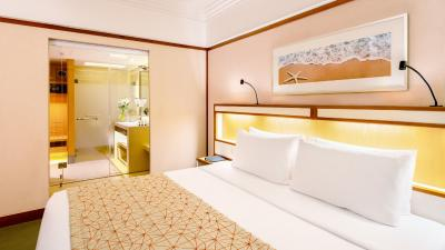 Pan Pacific Singapore Hotel - Laterooms