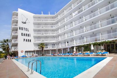 Garbi Park Lloret Hotel - Laterooms