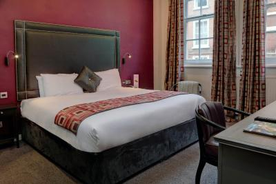 St James Hotel, Nottingham City Centre - Laterooms