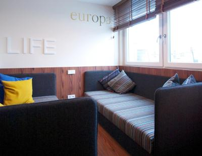 Hotel Europa Life - Laterooms