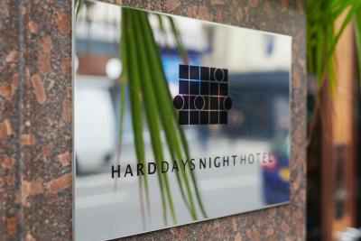 Hard Days Night Hotel - Laterooms