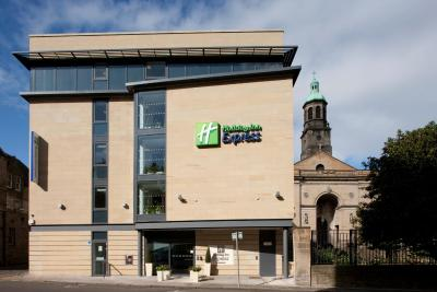 Holiday Inn Express EDINBURGH - ROYAL MILE - Laterooms