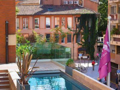 Hôtel Mercure Toulouse Centre Saint Georges - Laterooms