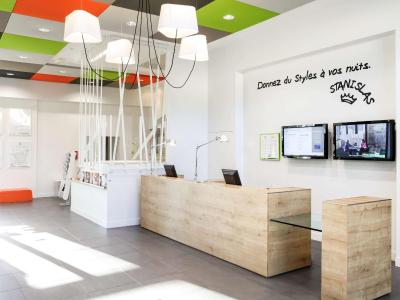 ibis Styles Nancy Sud - Laterooms