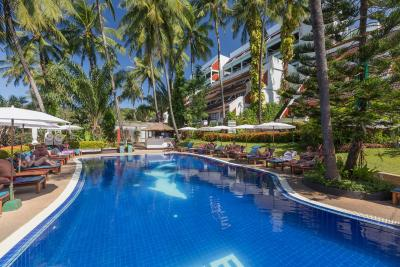 Best Western Phuket Ocean Resort - Laterooms