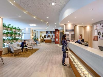 Novotel Frankfurt City - Laterooms