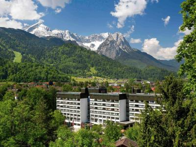 Mercure Hotel Garmisch Partenkirchen - Laterooms