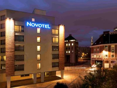 Novotel Lille Centre Gares - Laterooms