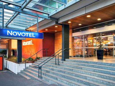 Novotel Wellington - Laterooms