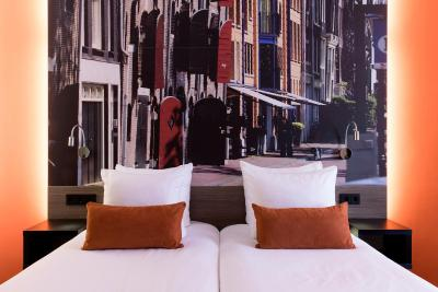 Hampshire Hotel - The Manor Amsterdam - Laterooms