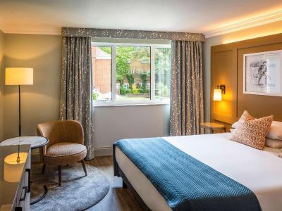 Mercure Farnham Bush Hotel - Laterooms