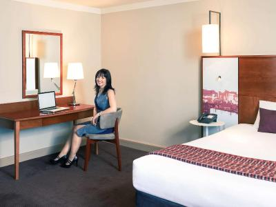 Mercure Cardiff Holland House Hotel and Spa - Laterooms