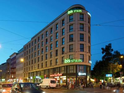 ibis Styles Hotel Berlin Mitte - Laterooms