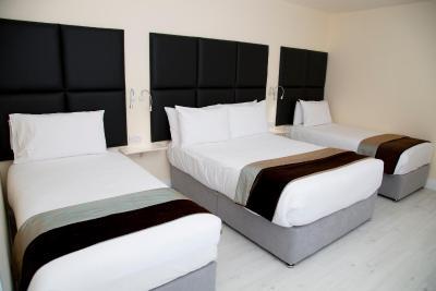 Bella Vista Hotel & Self Catering Suites - Laterooms