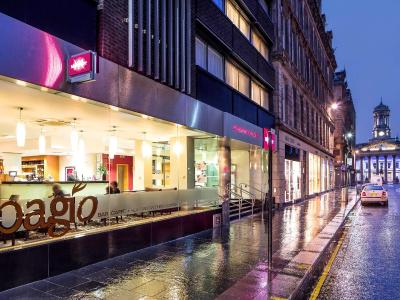 Mercure Glasgow City Hotel - Laterooms