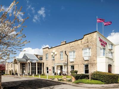 Mercure York Fairfield Manor Hotel - Laterooms