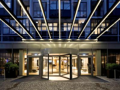 Pullman Munich - Laterooms