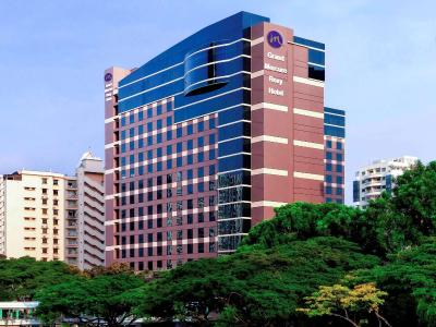 Grand Mercure Singapore Roxy - Laterooms