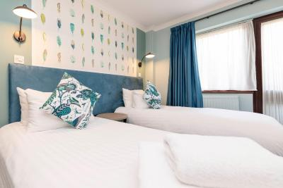 Old Wisteria Hotel - Laterooms
