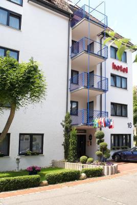Hotel Astoria am Urachplatz - Laterooms