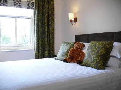 Red Lion Hotel and Manor House - Laterooms