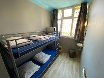 Hostel Cosmos Amsterdam - Laterooms