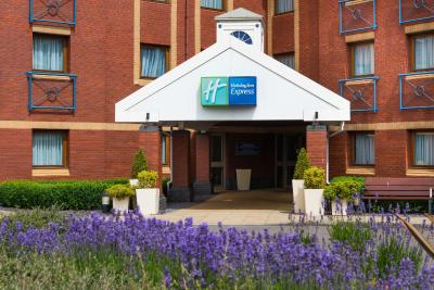 Holiday Inn Express BRISTOL - NORTH - Laterooms
