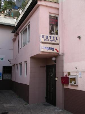 Hotel garni Djaran - Laterooms