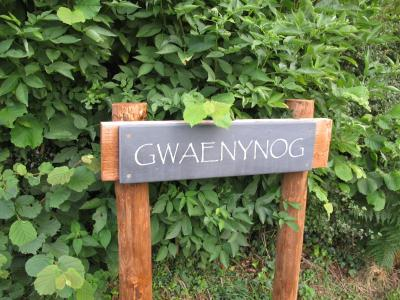 Gwaenynog Farmhouse B&B; - Laterooms