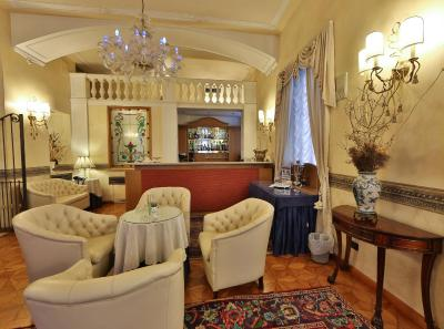 BEST WESTERN HOTEL GENOVA - Laterooms