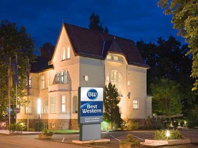 Mercure Hotel Frankfurt Airport Dreieich - Laterooms