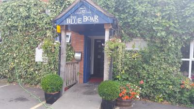 The Blue Boar Inn - Laterooms