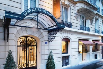 Hotel Vaneau Saint Germain - Laterooms