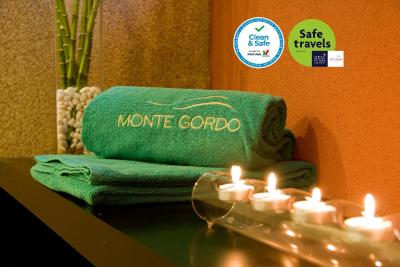 Monte Gordo Hotel Apartamentos & Spa - Laterooms