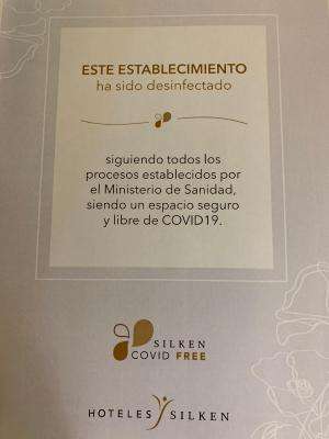 Silken Puerta Valencia - Laterooms