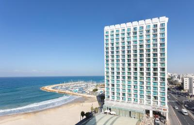 Crowne Plaza TEL AVIV BEACH - Laterooms