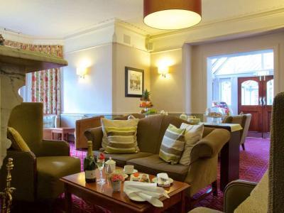 Hallmark Hotel Stourport Manor - Laterooms
