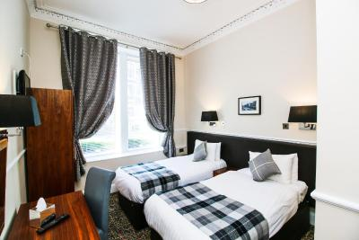 Kelvingrove Hotel - Laterooms