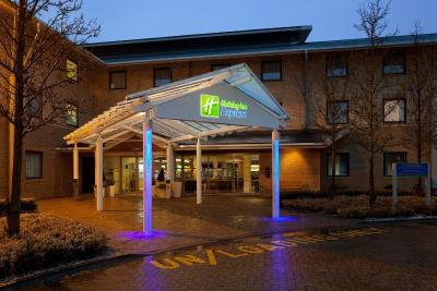 Holiday Inn Express MILTON KEYNES - Laterooms