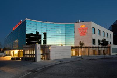 Crowne Plaza Madrid Airport - Laterooms