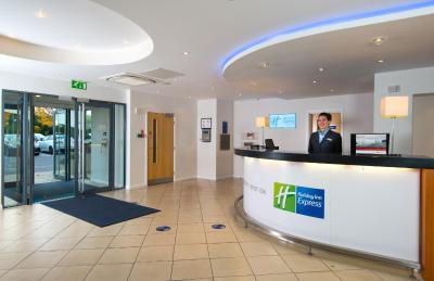 Holiday Inn Express BEDFORD - Laterooms
