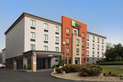 Holiday Inn Express SAUGUS (LOGAN AIRPORT) - Laterooms